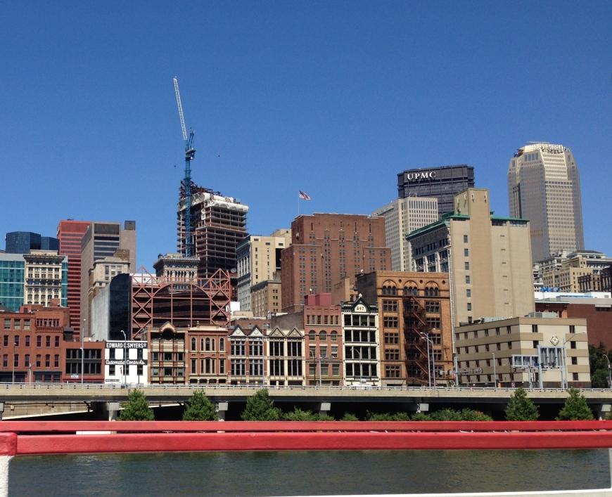 Pittsburgh's Original Skyline