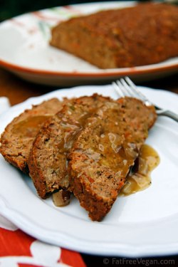 Meatless Loaf