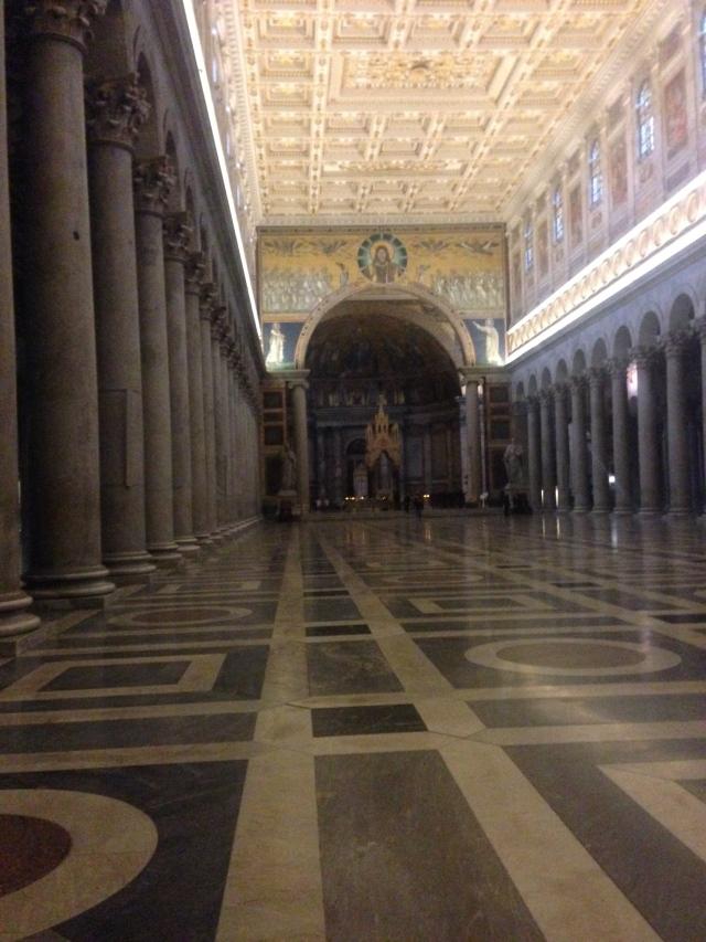 Basilica di San Paolo | The Pace