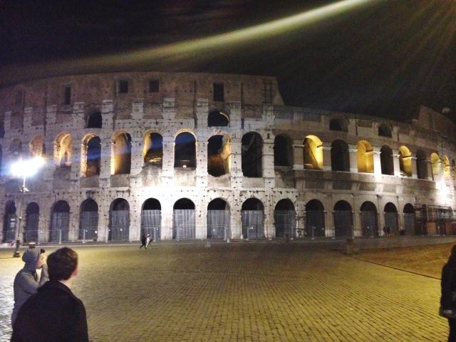Coliseum | The Pace