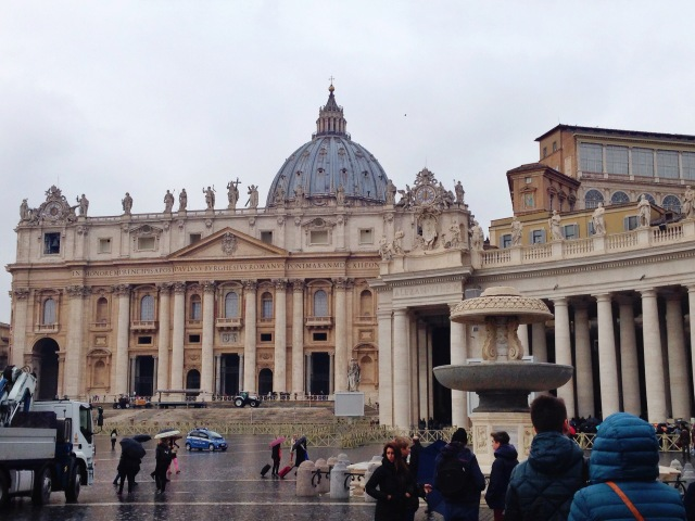 The Vatican | The Pace