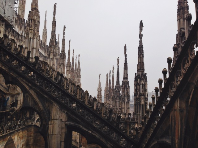 Milan | The Pace